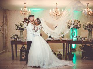 O casamento de Ariane e Weslley