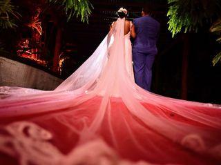O casamento de Ana gabriela e Leonel FIlho  1