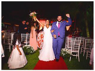 O casamento de Ana gabriela e Leonel FIlho