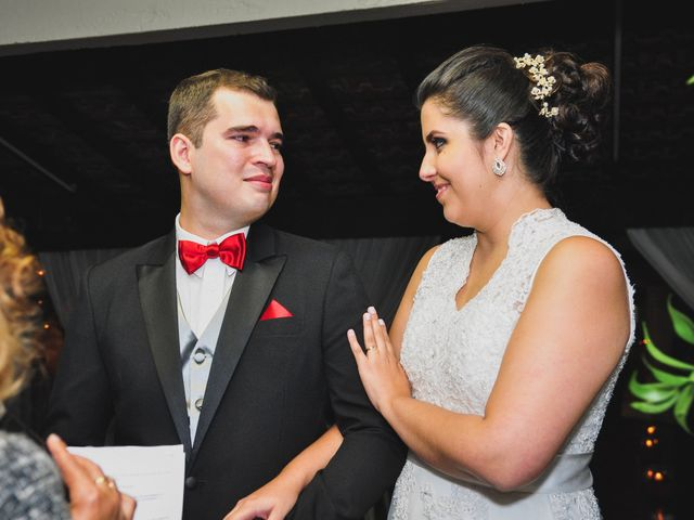 O casamento de Andressa e Daniel