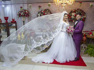 O casamento de Íris e Renan