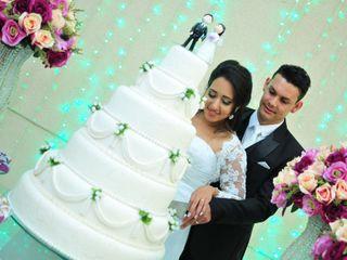O casamento de Bianca Aires e Carlos Eduardo