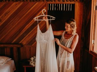 O casamento de Poli e Alê 1