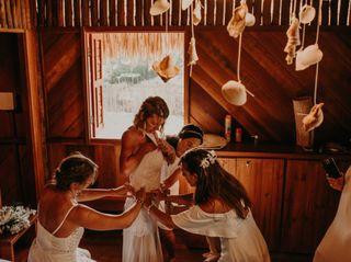 O casamento de Poli e Alê 3