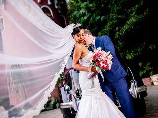 O casamento de Sara e Markus