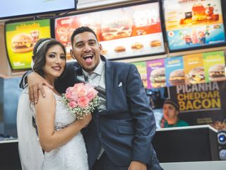 O casamento de Lauriane e Guilherme 2