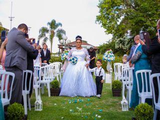 O casamento de Caroline  e Eliseu  2
