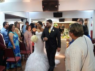 O casamento de Juliana  e Davi