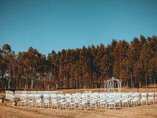 O casamento de Mariana Luzio e Bruno Clelis 1