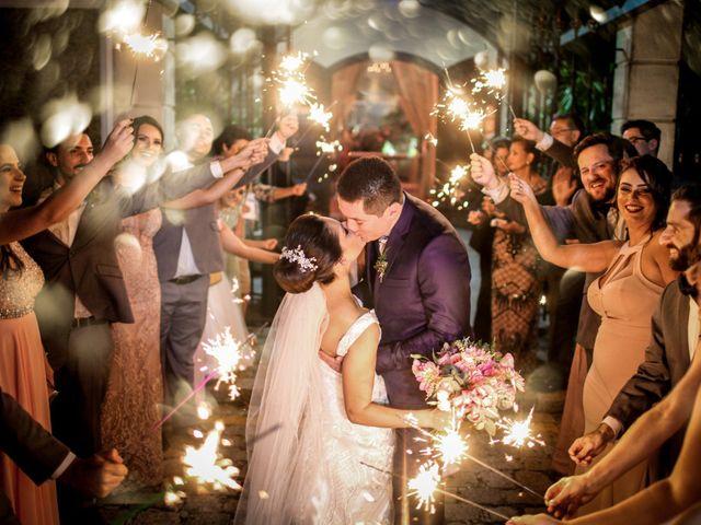 O casamento de Gabriele e Pedro