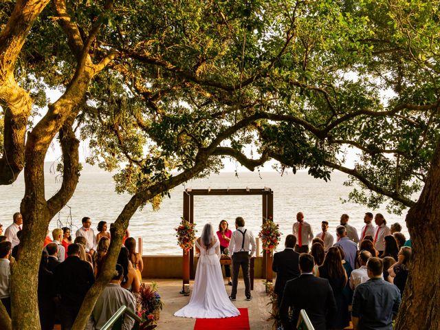 O casamento de Débora e Marcelo