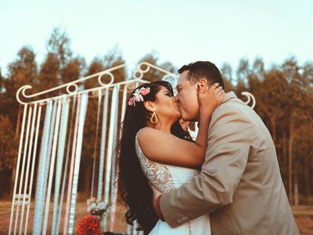 O casamento de Mariana Luzio e Bruno Clelis