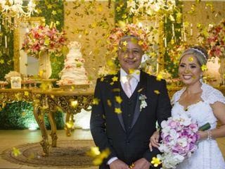 O casamento de Carla e Jurandir