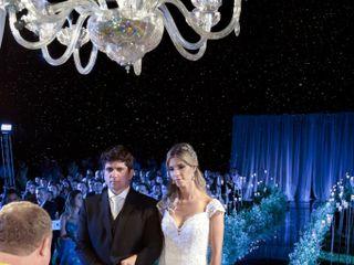 O casamento de Suzi e Erico