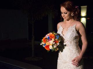 O casamento de Vanessa e Uerclei 2