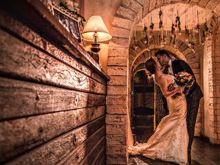 O casamento de Vanessa e Uerclei
