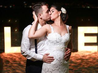 O casamento de Patricia e Renan