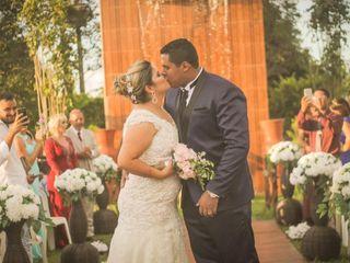 O casamento de Suellen e Roniel