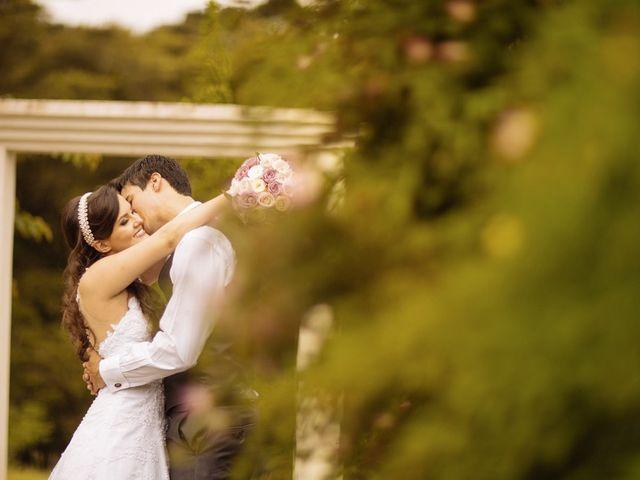 O casamento de Renata e Saimon