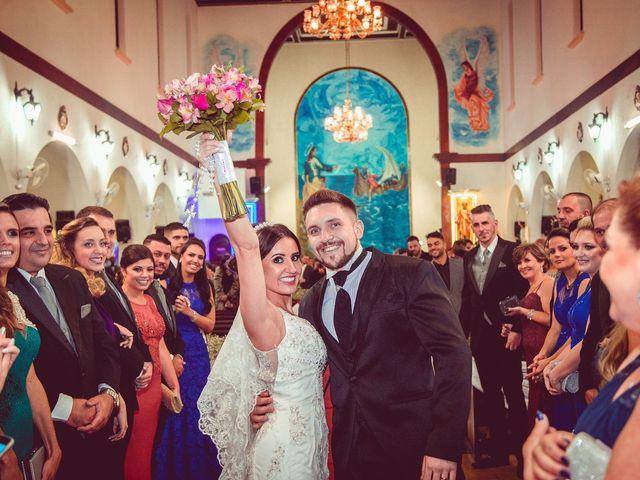 O casamento de Geisa e Claudio