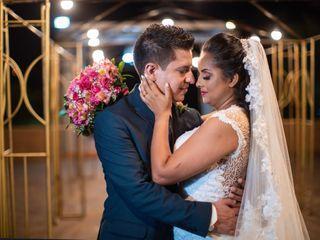 O casamento de Raquel e Reginaldo
