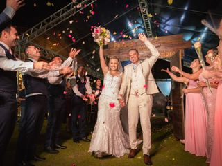 O casamento de Carolina e Alexandre