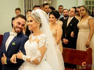 O casamento de Jessica e Nathan