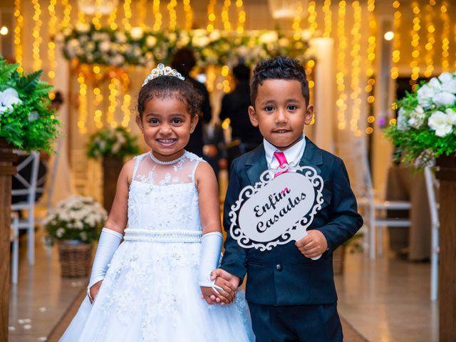 O casamento de Reginaldo e Raquel em Nova Odessa, São Paulo 57