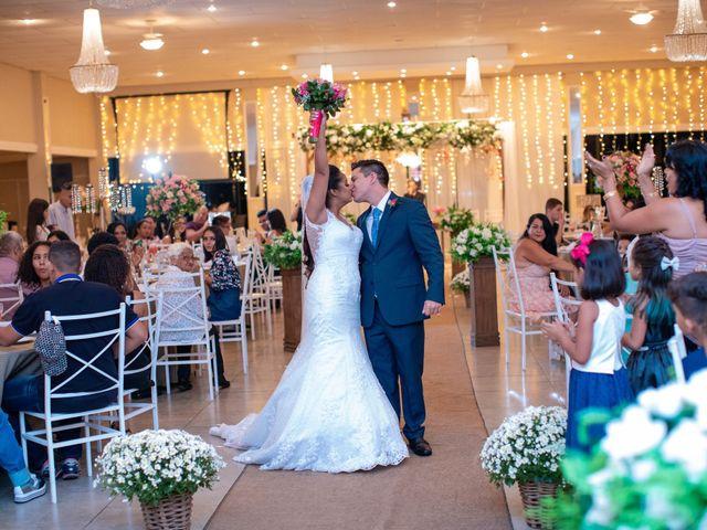 O casamento de Reginaldo e Raquel em Nova Odessa, São Paulo 61