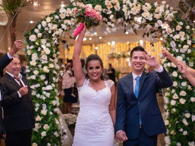 O casamento de Reginaldo e Raquel em Nova Odessa, São Paulo 64