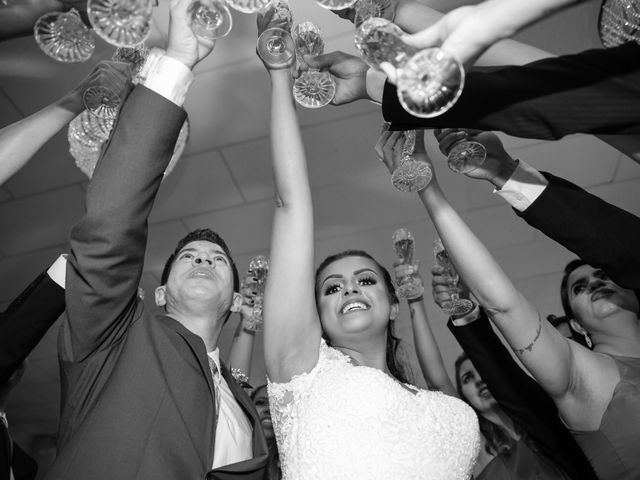 O casamento de Reginaldo e Raquel em Nova Odessa, São Paulo 78