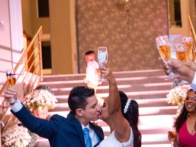 O casamento de Reginaldo e Raquel em Nova Odessa, São Paulo 80