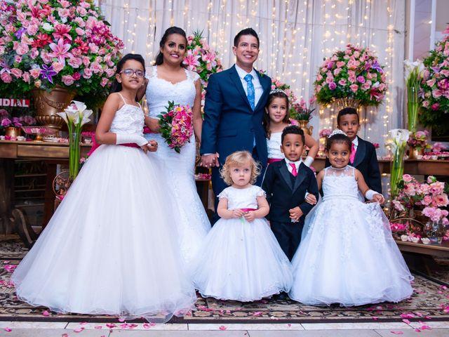 O casamento de Reginaldo e Raquel em Nova Odessa, São Paulo 81