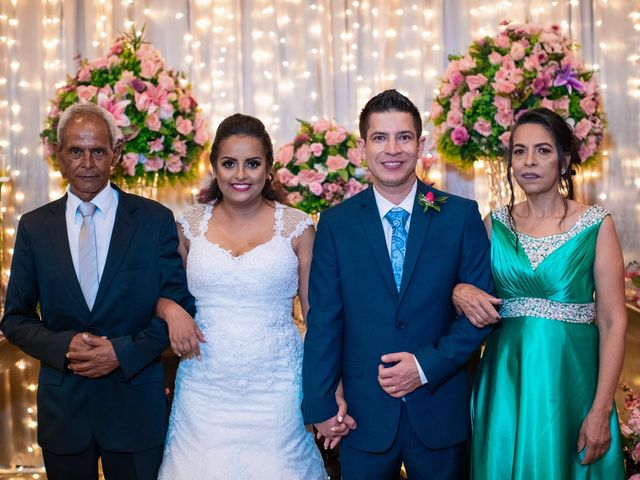 O casamento de Reginaldo e Raquel em Nova Odessa, São Paulo 89