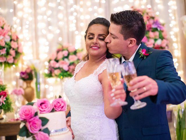O casamento de Reginaldo e Raquel em Nova Odessa, São Paulo 99