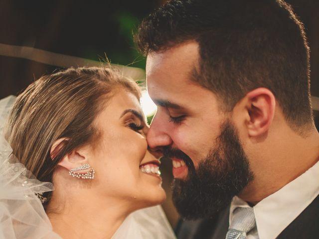 O casamento de Marina e Edgar