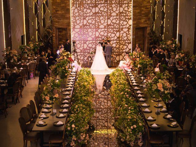 O casamento de Elisangela e João