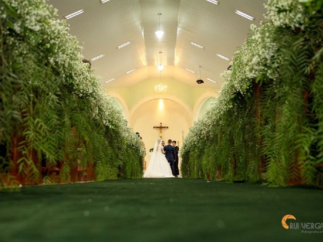 O casamento de Nathan e Jessica em Londrina, Paraná 1