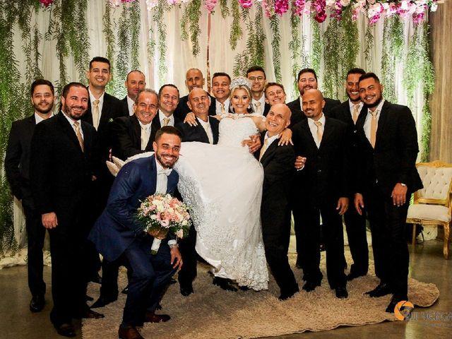 O casamento de Nathan e Jessica em Londrina, Paraná 6