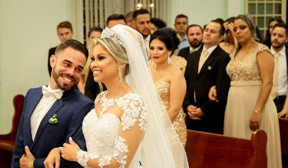 O casamento de Nathan e Jessica em Londrina, Paraná