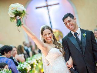 O casamento de Patrícia e Diego
