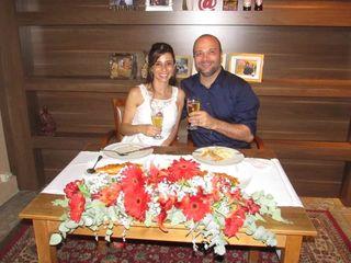 O casamento de Grazzi e Lino