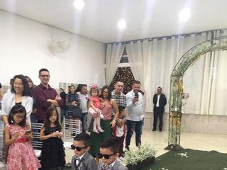 O casamento de Mikaelle e Gilvane 1