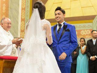 O casamento de Driele e Vinícius 3