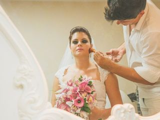 O casamento de Adriana e Diego 3