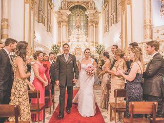 O casamento de Adriana e Diego