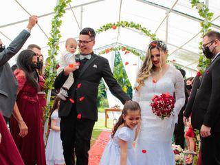 O casamento de Thalya Rocha e Bruno Medeiros