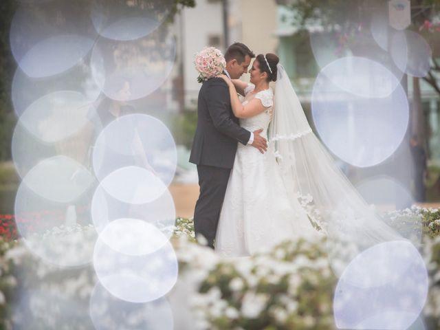 O casamento de Ranusia e Joel Carlos