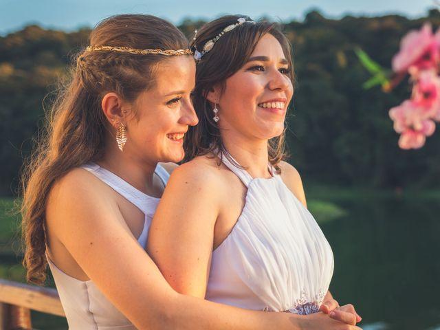 O casamento de Isabela e Amanda