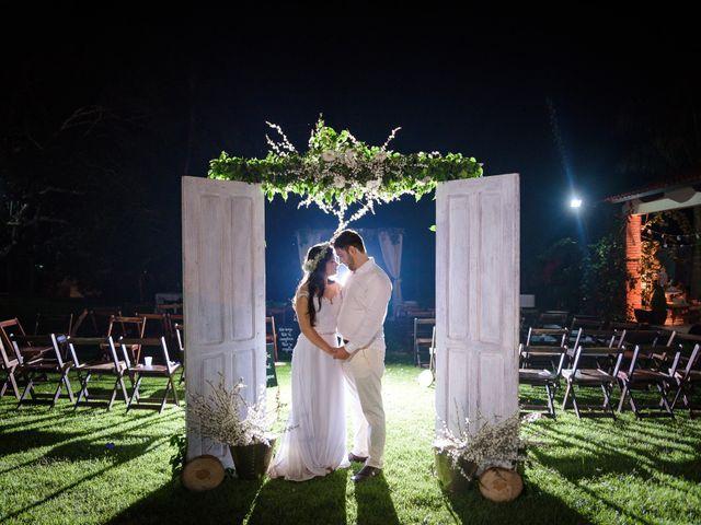 O casamento de Jhenifer e Jamison